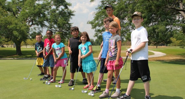 Junior-Golf